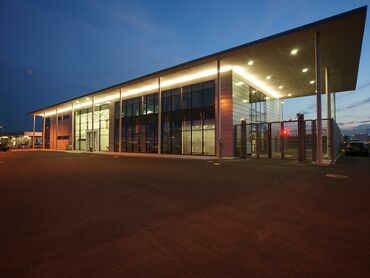 BACC | Busines Aviation Center Cologne | Runkel Hochbau