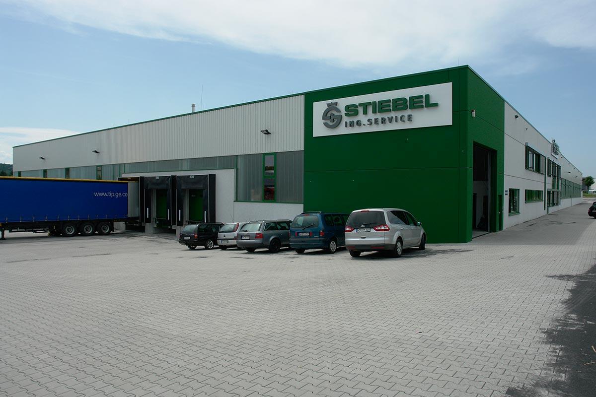 Baumarkt Waldbröl runkelbau stiebel produktionshalle mit büro
